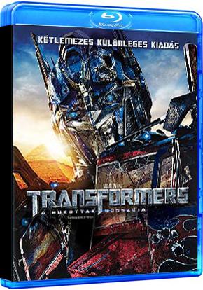 Transformers – A bukottak bosszúja (2009)